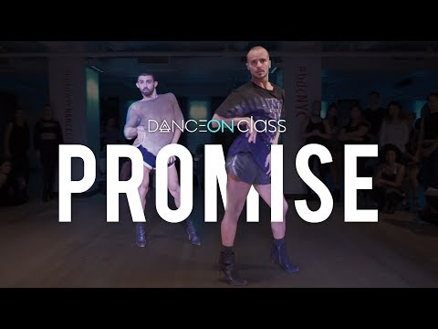 Ciara  Promise  Yanis Marshall Choreography  Dance Class