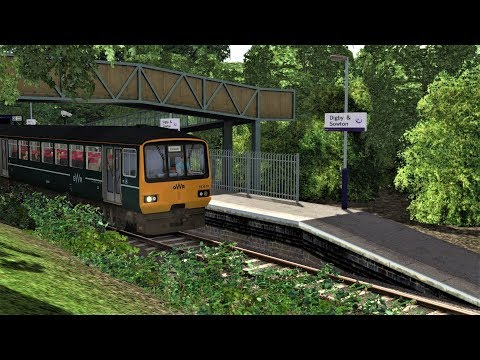 Train Simulator 2018: Class 143 Exeter Central-Exmouth  (superalbs)