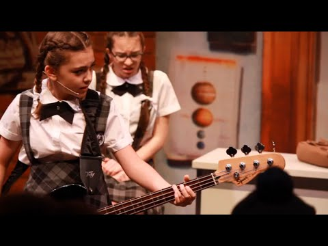 Oakland School for the Arts | SCHOOL OF ROCK: The Musical