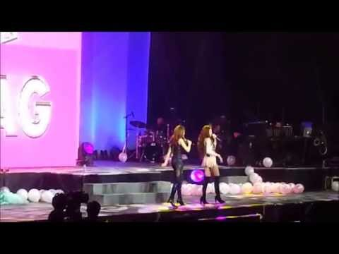 Alex Gonzaga: Spiels and Prod # Chandelier -  AG from the East: The Unexpected Concert