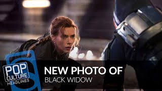 New Black Widow Photo, Spider-Verse Silk Series, Mother/Android, Ant-Man 3 | Pop Culture Headlines