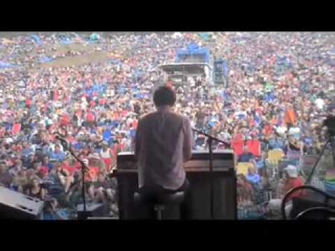 Danny Michel Edmonton Folk Music Festival