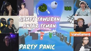 Reaksi Gamer  Main Party Panic Auto BAR BAR