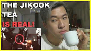 JIKOOK / KOOKMIN is Real, JIMIN & JUNGKOOK SEXY TOUCHY Moments REACTION | BTS Reaction