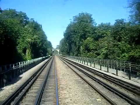 London Underground - 1938 TS Cabride - Metropolitan Line