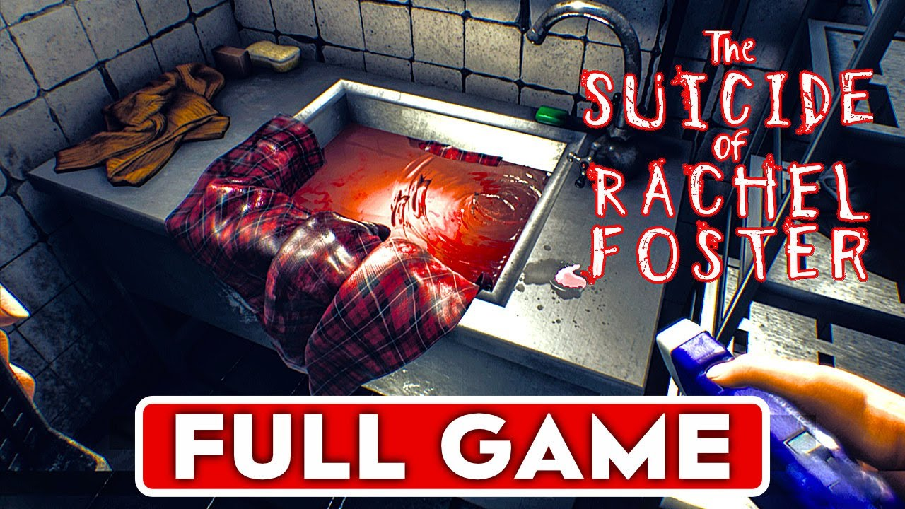 THE SUICIDE OF RACHEL FOSTER Gameplay Walkthrough Part 1 FULL GAME [1080p HD PC] – No Commentary
