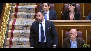 La voz de la #EspañaViva ya está en el Congreso  💪🇪🇸