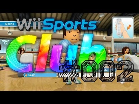 Let´s Play Wii Sports Club #002: Bullshit-Bowling [GER/HD+]
