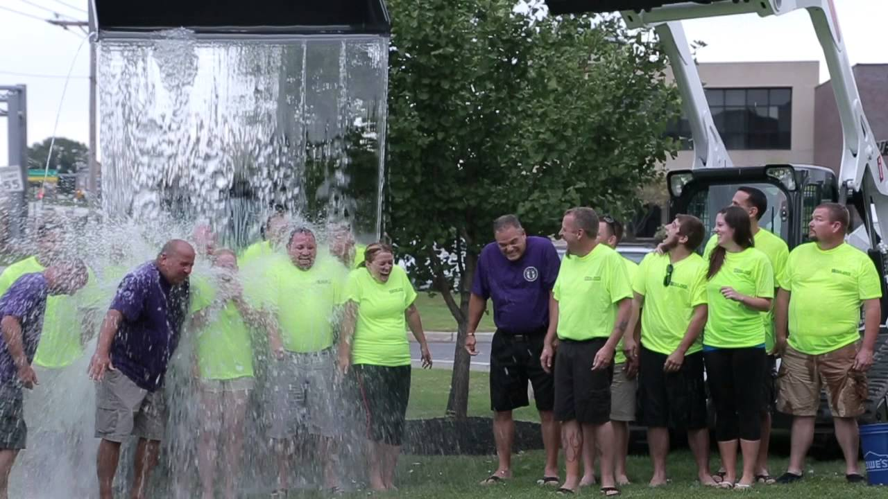 Paul Davis Restoration Takes The Als Ice Bucket Challenge To Next Level