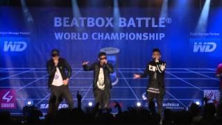 Mouzik - Taiwan - Crew Elimination - 4th Beatbox Battle World Championship