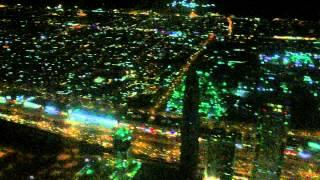 View from the Burj Khalifa 148 #Dubai