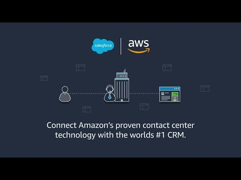 Salesforce Service Cloud and Amazon Connect Transform Customer Service in the Cloud