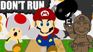 """Don't hit the Run Button"" in Super Mario Maker!"