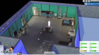 The Sims™ 4 - Inteligencia artificial hacia la depresión.