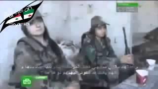 Сирийские снайперы