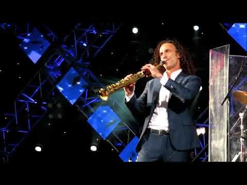 """Kenny G """"My Heart Will Go On Love"""" (Theme from Titanic) @Epcot 10/22/2018"""