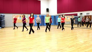 I Close My Eyes Line Dance Dance Teach In English 中文