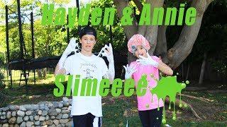 Giant Slime bucket & Dunking Annie Leblanc