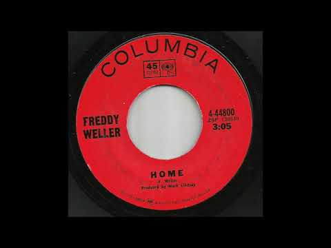 Freddy Weller - Home