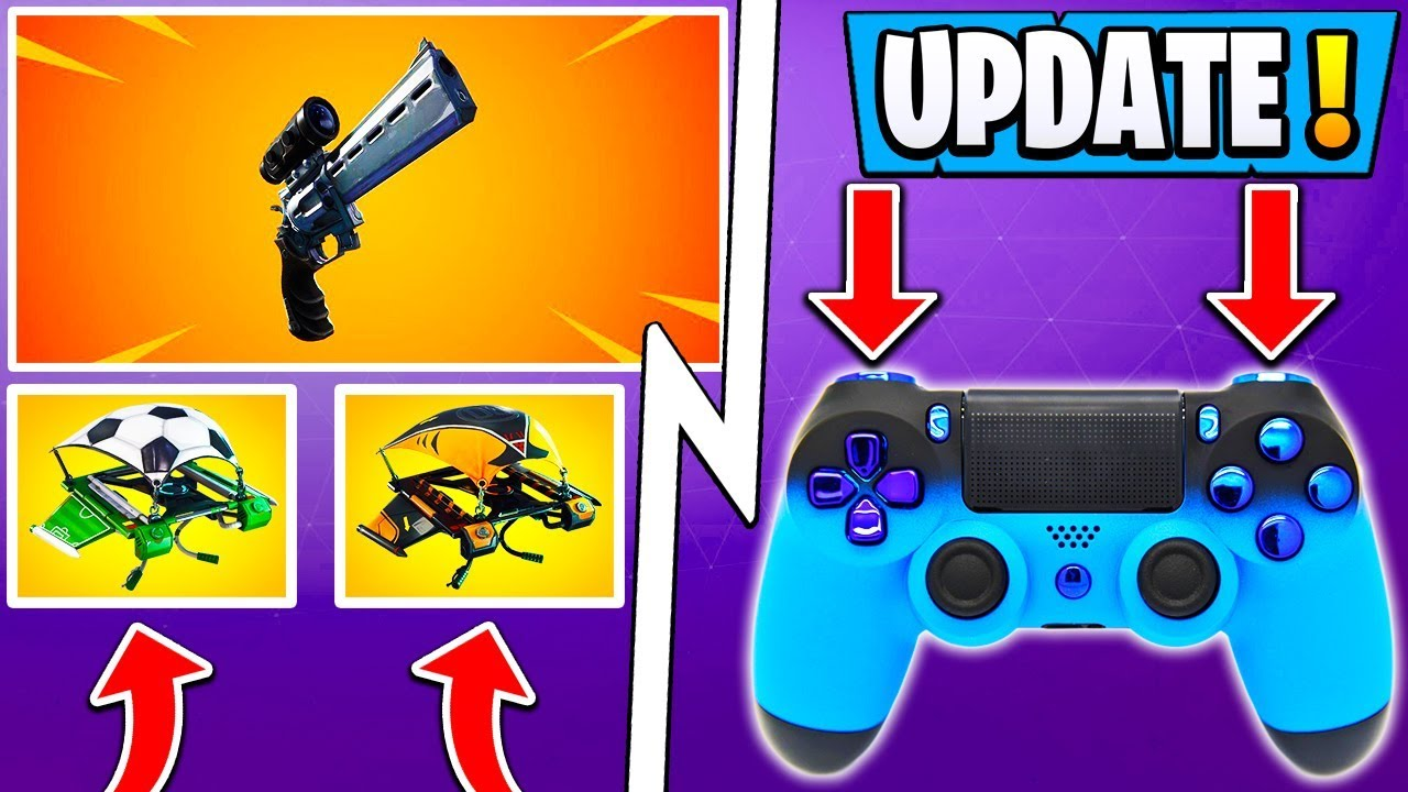 *NEW* Fortnite 7.20 Update! | Early Patch Notes, Console ...