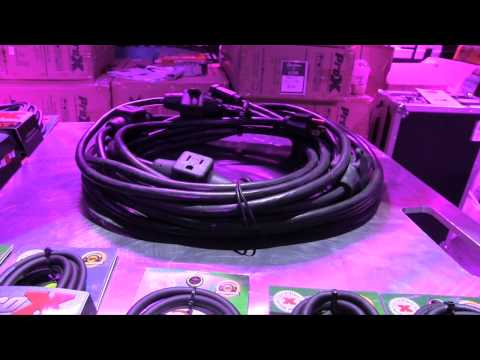 Pro X Direct Cables Wires Cords | Disc Jockey News