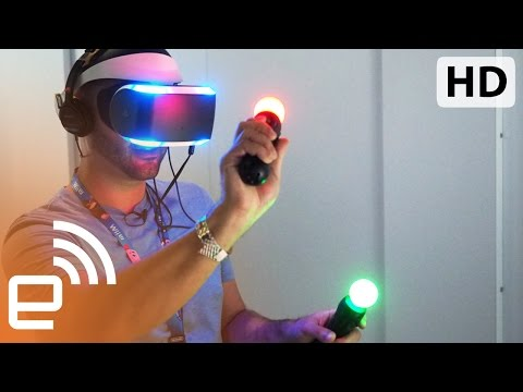 Virtual Reality beyond gaming | Engadget Expand