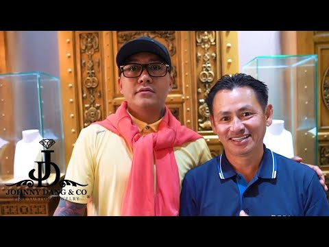 Tuan Hung Travels To America And Visits Celebrity Jeweler Johnny Dang