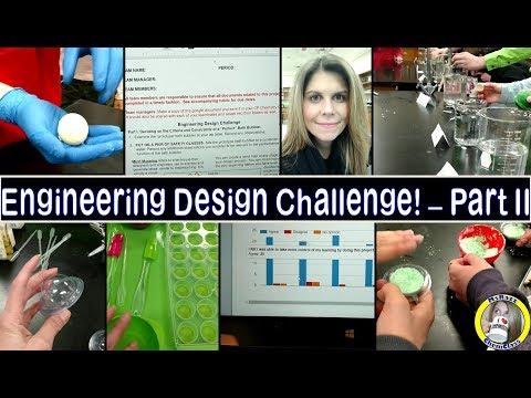 Engineering Design Challenge - Part 2