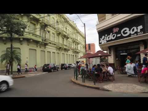 Paraguay Asuncion Centre ville / Paraguay Asuncion City center