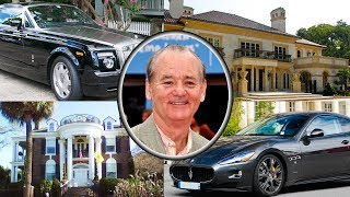 Bill Murray Net Worth, Lifestyle, Family, Income, House, Cars, Biography 2018