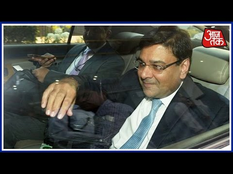 Dastak:  RBI Chief Urjit Patel Heckled By Congress Workers At Kolkata Airport