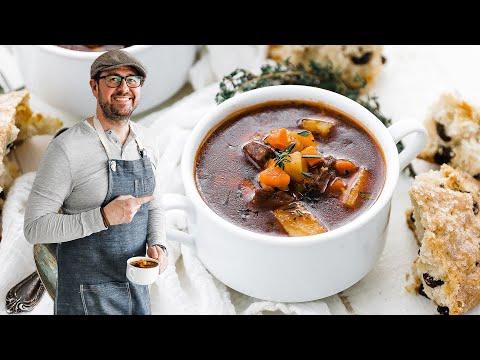 Irish Beef Stew Recipe With Guinness