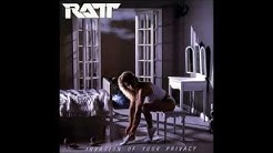 Ratt - Never Use Love - HQ Audio
