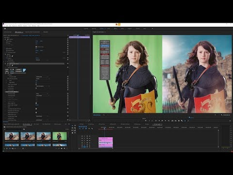 Replay: Pulling the Perfect Key with Continuum Primatte Studio