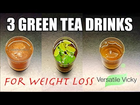 3-green-tea-recipes-for-weight-loss-|-iced-/-cold-green-tea-recipe