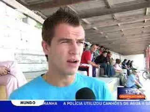 Duda no telejornal