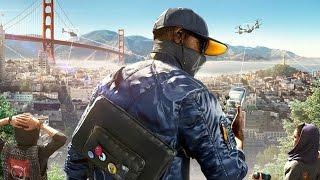 Watch Dogs 2 — Геймплей и информация об игре! На русском (HD)