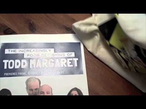 Download IFC's 'The Increasingly Poor Decisions of Todd Margaret' promo pack