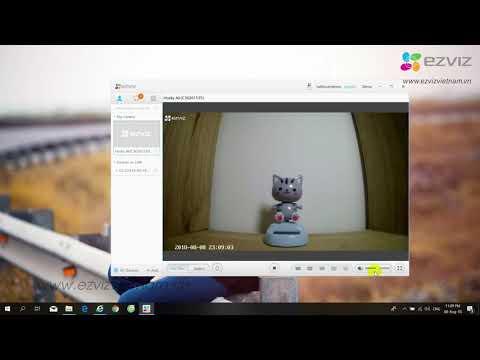 Hikvision.support - Hướng Dẫn Cài Đặt Xem Camera Ezviz Bằng Phần Mềm Ezviz Studio Trên Máy Tính
