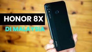 honor 8X - Telefon 128GB Termurah Di Malaysia