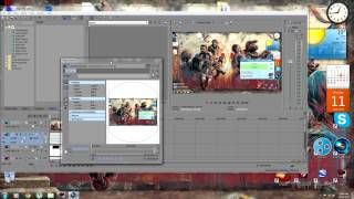 How to put a reaction video(Sony Vegas Pro 11/12)