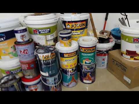 giá sơn dulux nội thất