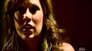Mickie James Reaction Interview 10/7/10