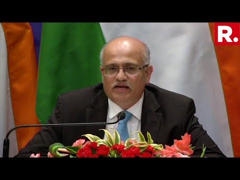 MEA Addresses Briefing