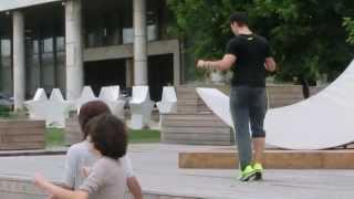 Бесплатный урок танцев в Музеоне
