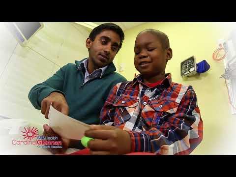 Messages of Hope — Jacob Horton — SSM Health Cardinal Glennon Children's Hospital
