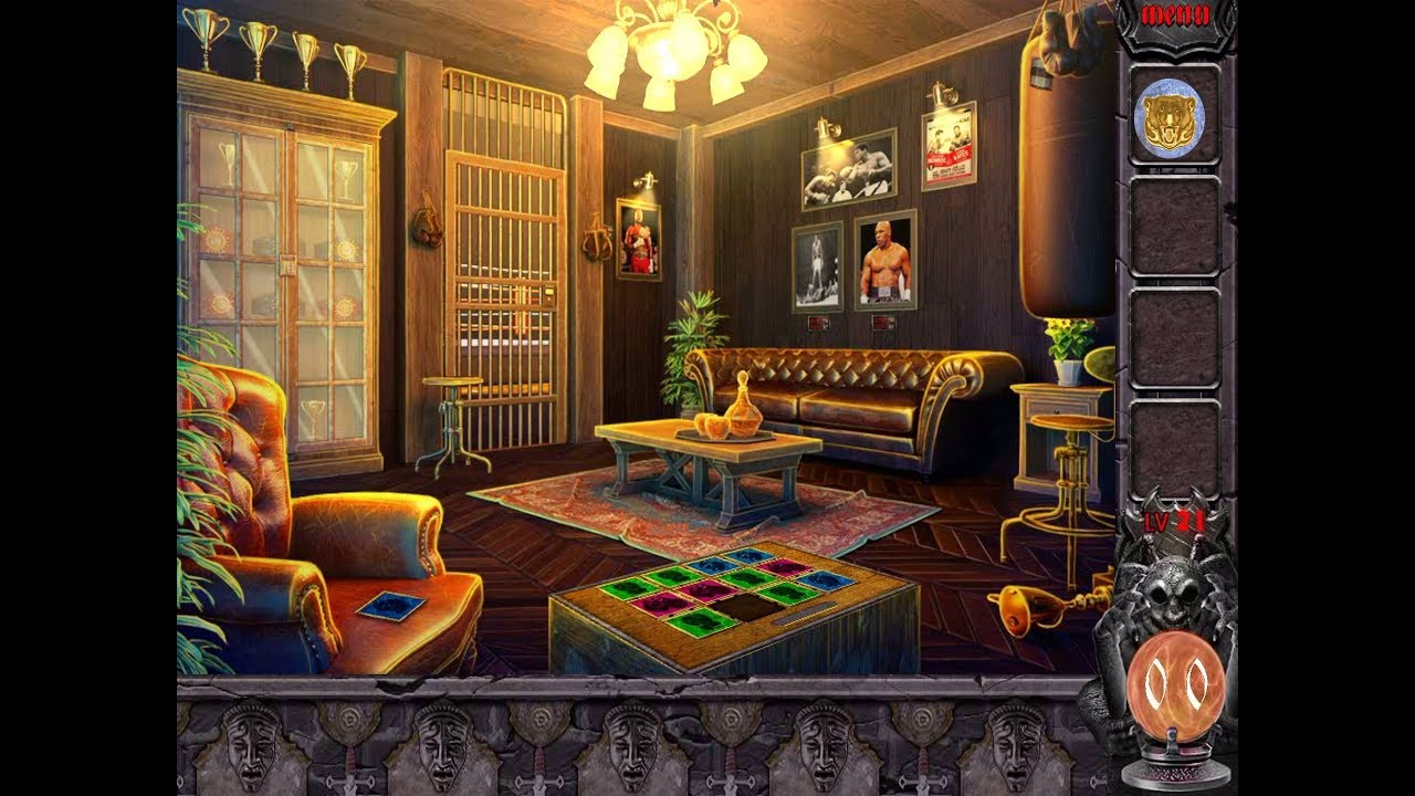 Can You Escape The 100 Rooms Viii Level 21 Youtube