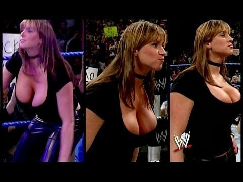 WWE Diva Stephanie McMahon Hot Moments Compilation 1 thumbnail