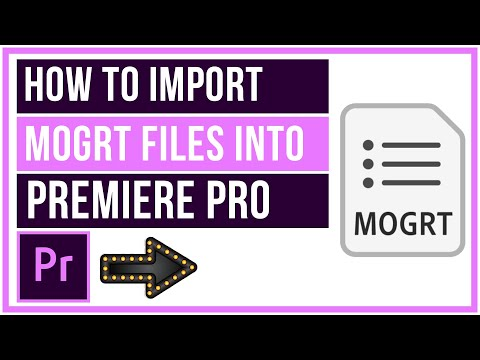 How To Import