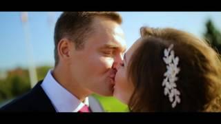 Красивая свадьба на природе Анна и Владимир 03 09 16г